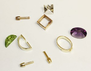 Sculptured Gemstones