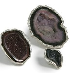 Drusy Ring Tops